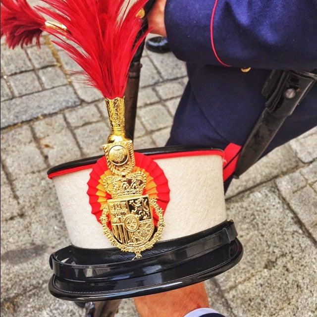 Relève garde royale Madrid