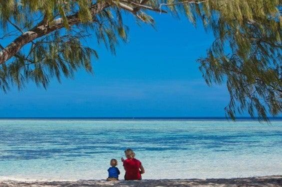 Ilha Heron, Austrália