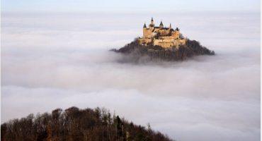 Les 10 photos les plus incroyables de villes sous le brouillard
