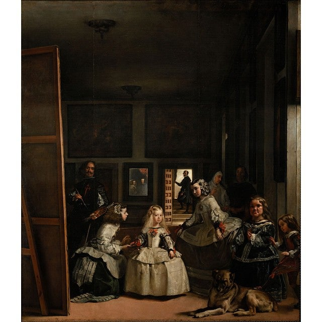 Menines Musee Prado