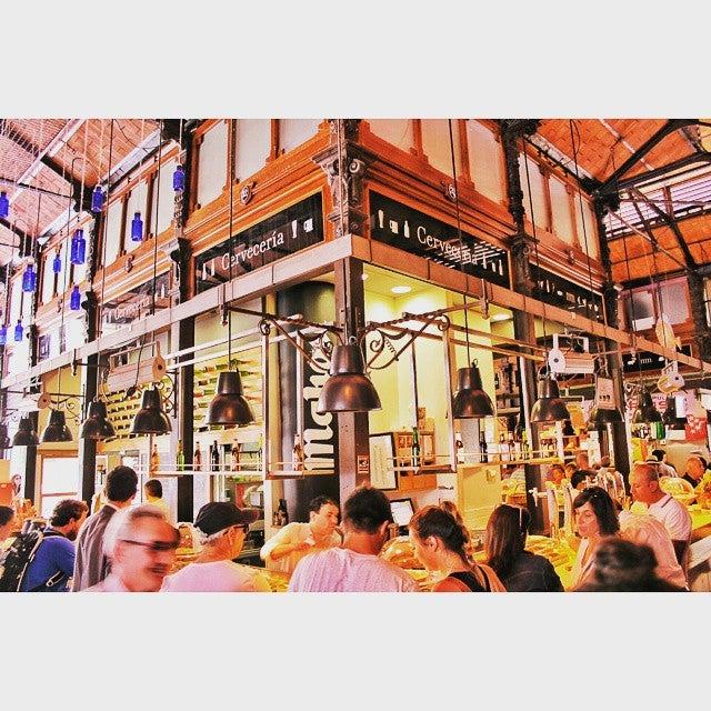 mercato cosa visitare madrid edreams blog di viaggi