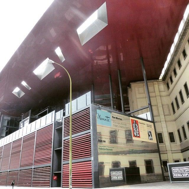 Musée Reina Sofia Madrid
