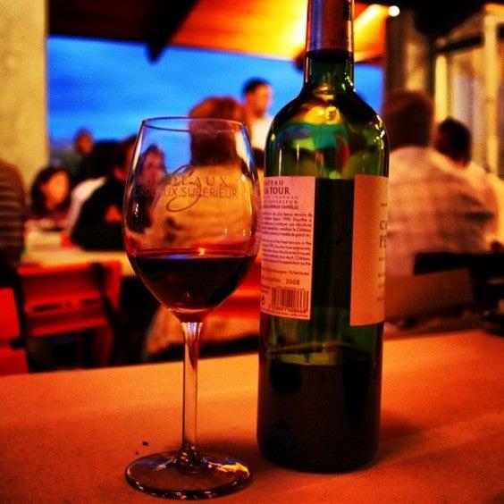vin de Bordeaux