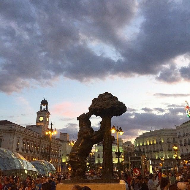 Puerta del Sol cosa visitare madrid edreams blog di viaggi