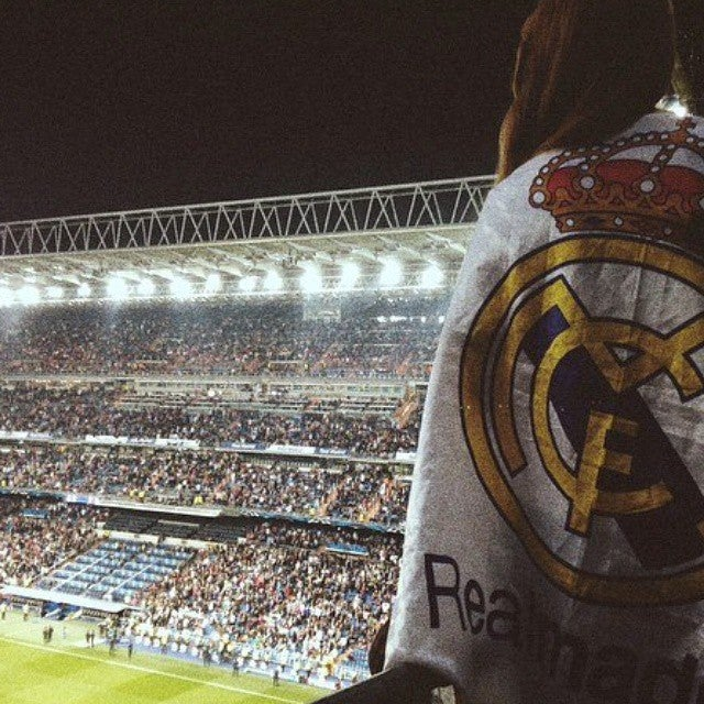 real madrid stade Santiago-Bernabéu