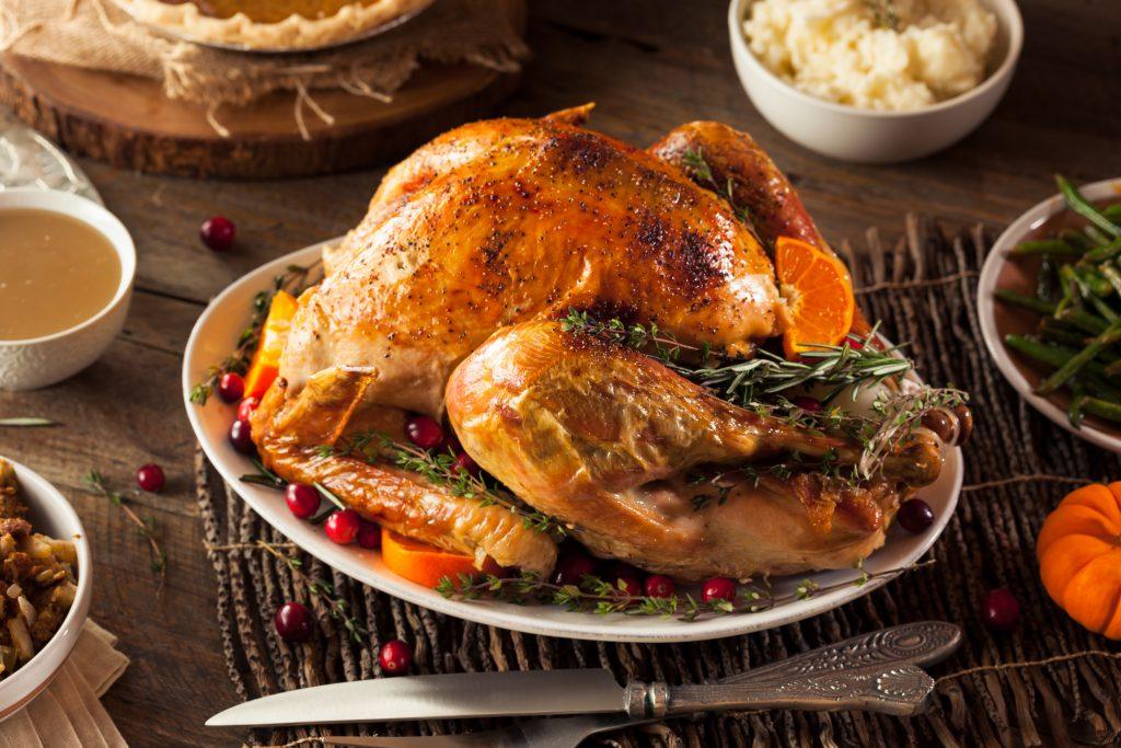 dinde thanksgiving