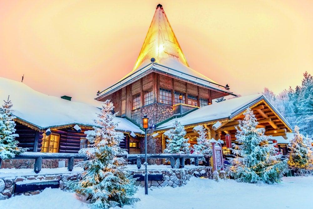 maison du pere noel finlande - blog eDreams
