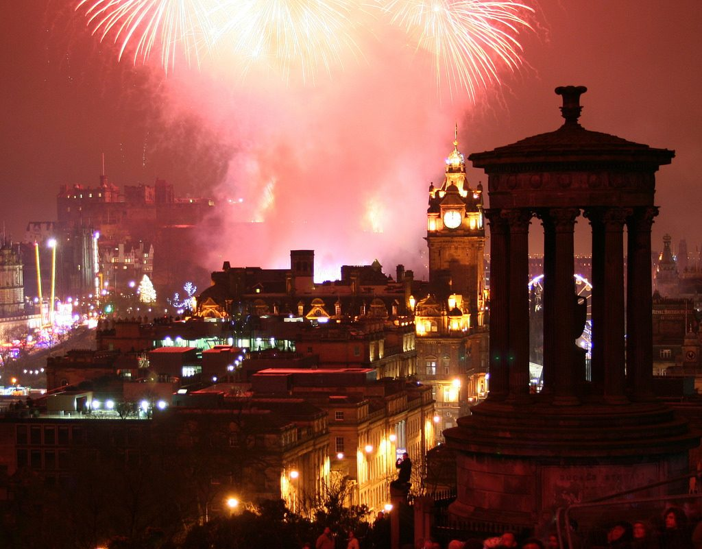 Hogmanay Edimbourg - blog eDreams