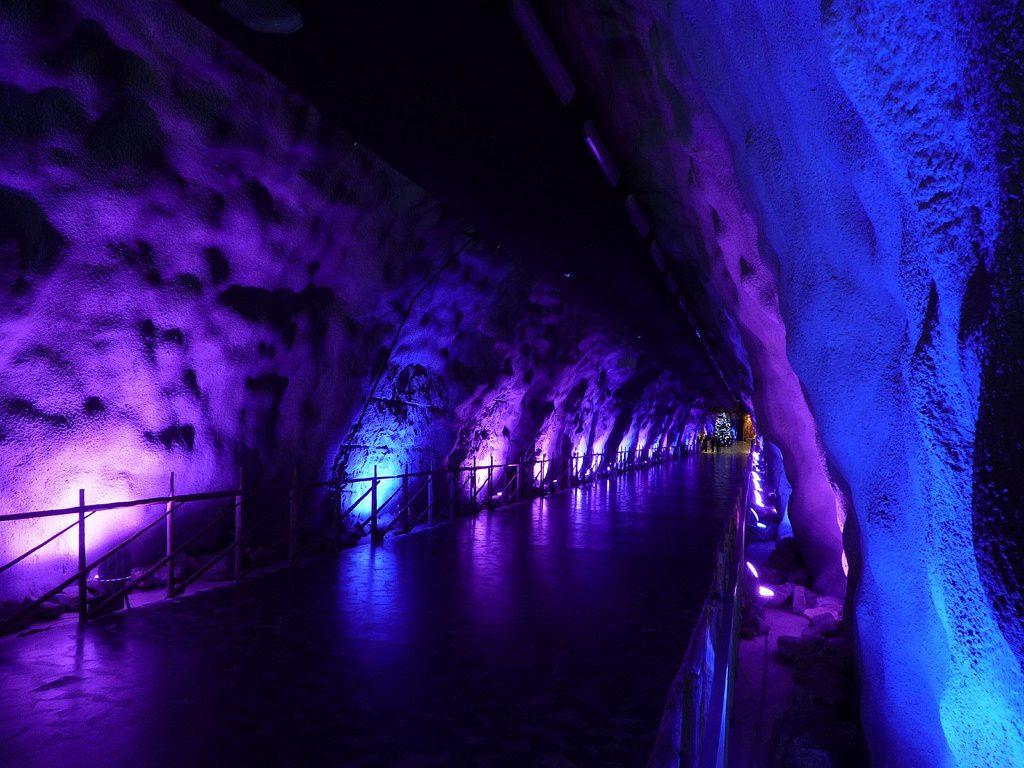 Santa Park grottes de glace - blog eDreams