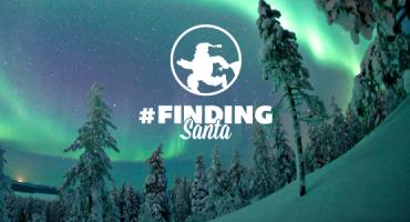 Capturez le Père Noël et gagnez un voyage en Laponie
