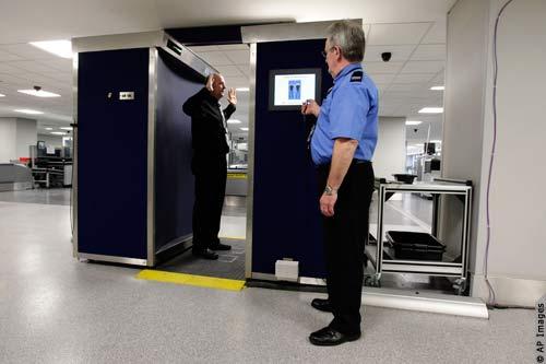 controle des bagages