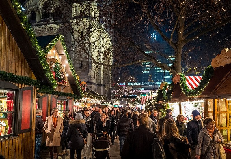 berlin marché de noël - blog eDreams