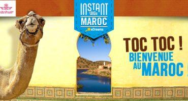 Toc Toc! Bienvuenue au Maroc!