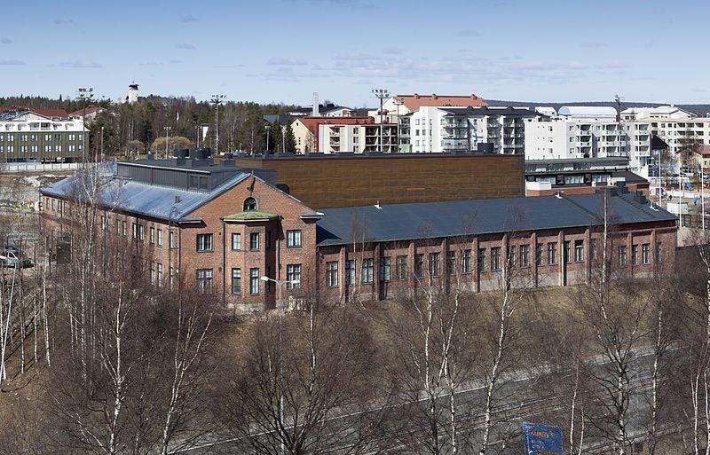 Korundi musée d'art Rovaniemi - blog eDreams