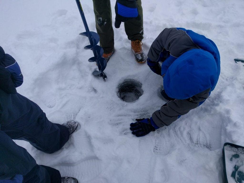 pêche sous glace - blog eDreams