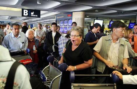 The 15 Worst Airport Nightmares