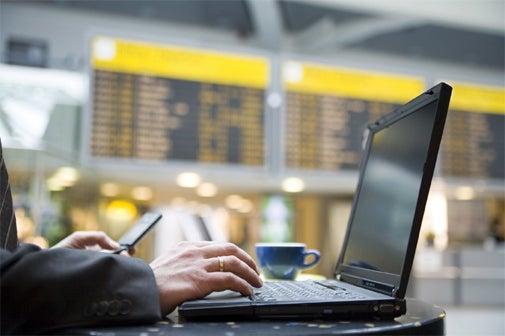wifi aéroport
