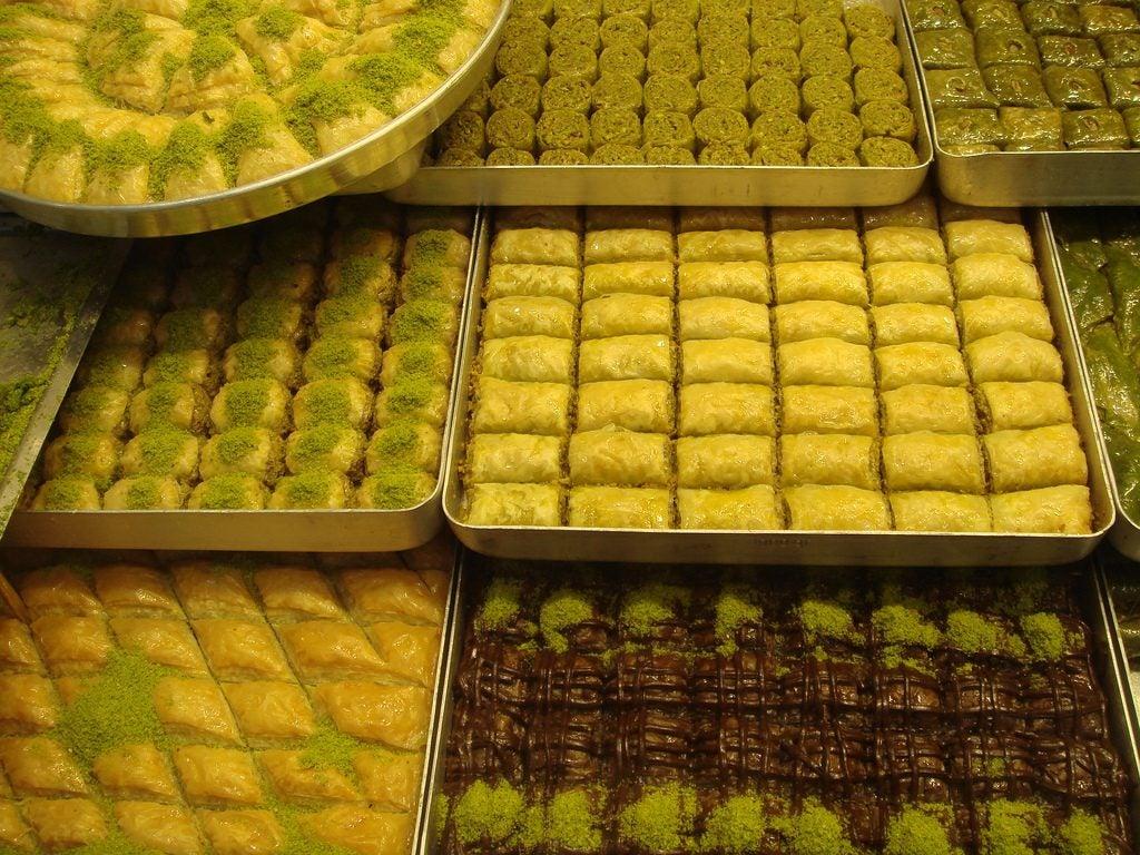 Baklava turque