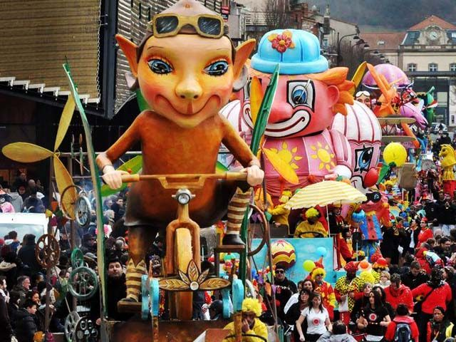 Carnaval d'Albi - blog eDreams