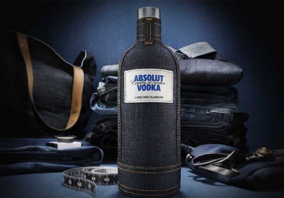 absolut vodka de voyage
