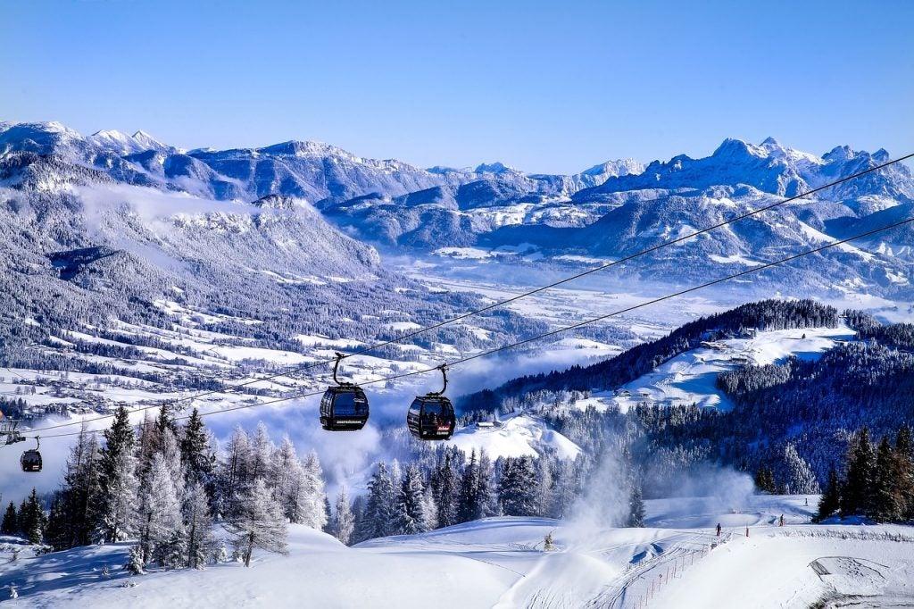 ski en Autriche - blog eDreams