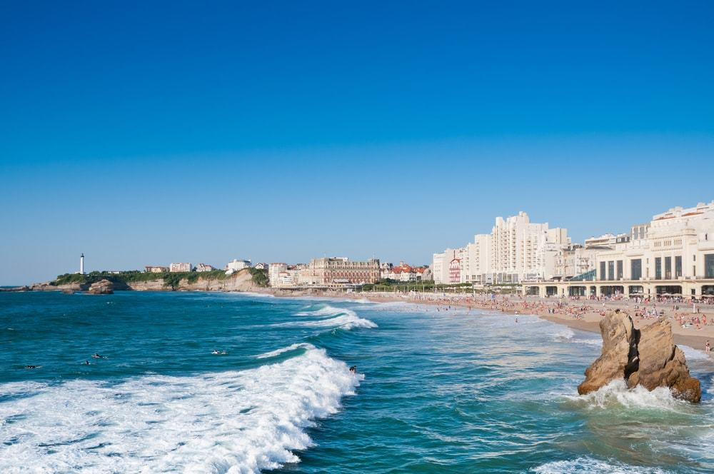 biarritz spiagge più belle d'europa edreams blog di viaggi
