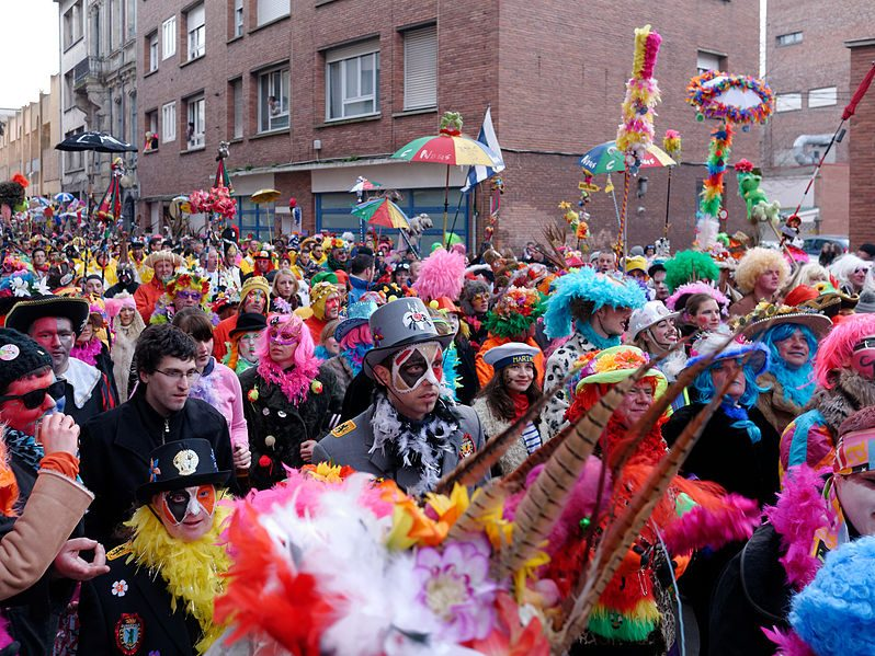 carnaval de Dunkerque - blog eDreams