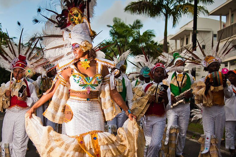 carnaval de Guadeloupe - blog eDreams