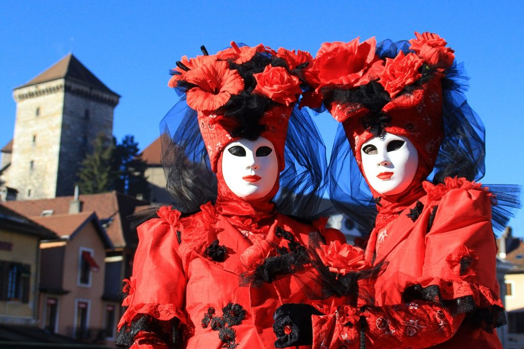 Carnaval d'Annecy - blog eDreams