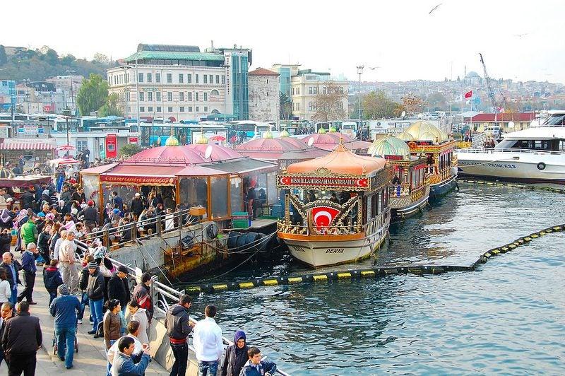 sandwich poisson Istanbul