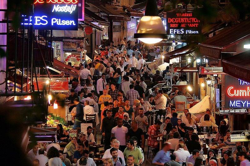 istanbul vie nocturne