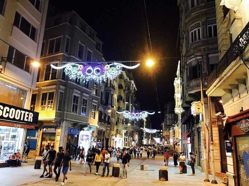 istiklal Istanbul