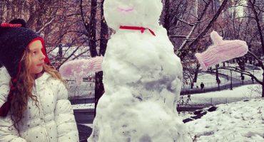 Les 20 meilleures photos instagram de New York sous la neige