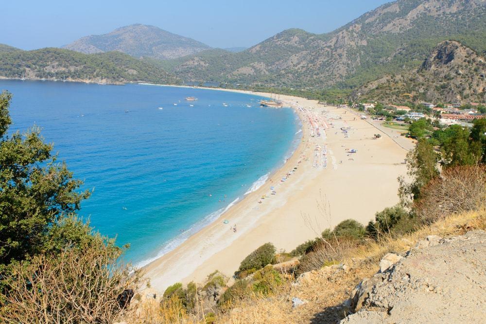 spiaggia olu deniz spiagge più belle d'europa edreams blog di viaggi