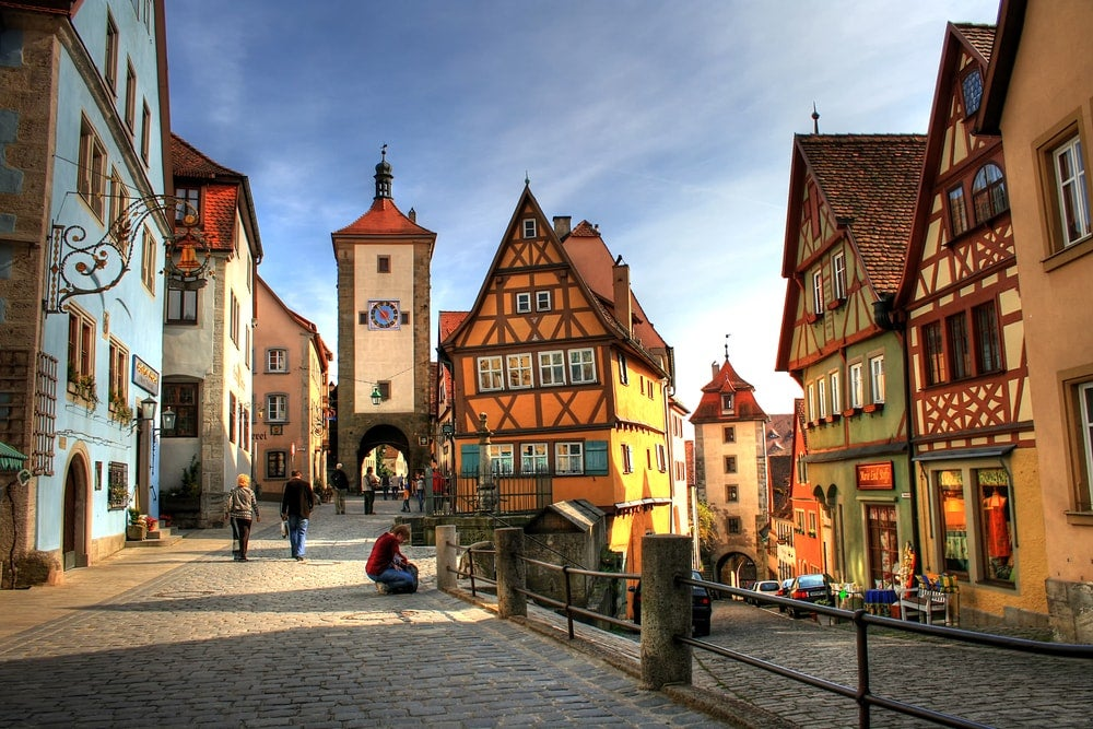 Rothenburg Ob Der Tauber - blog eDreams