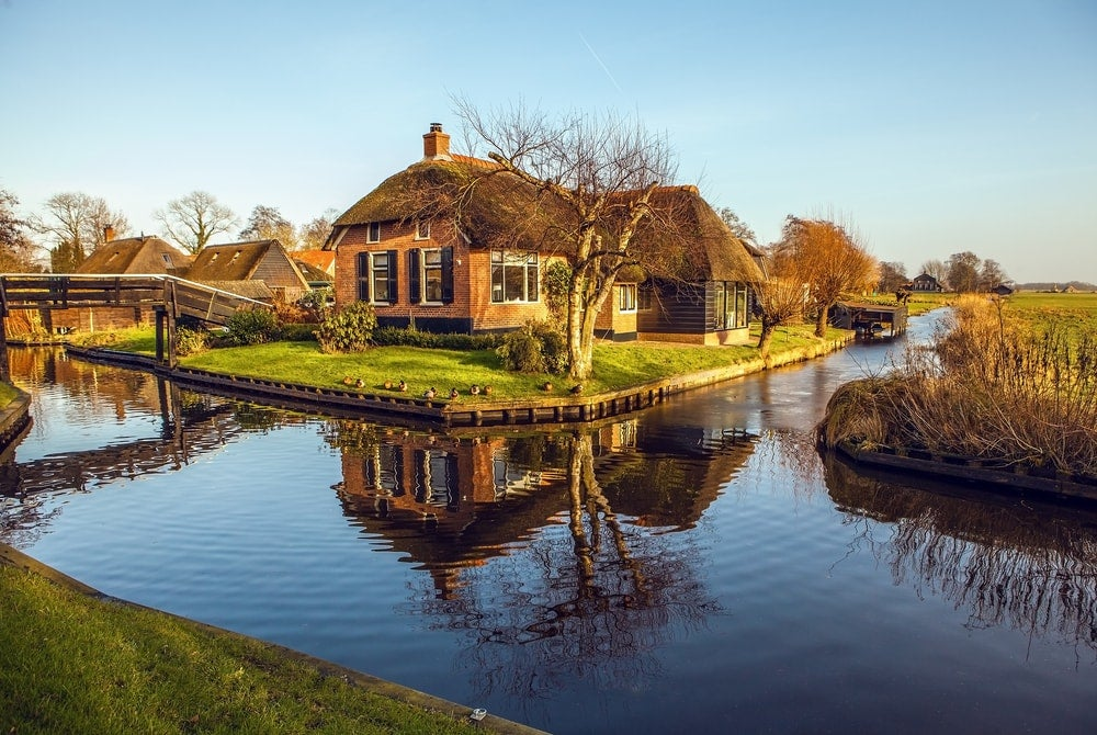 giethoorn, pays-bas - blog eDreams