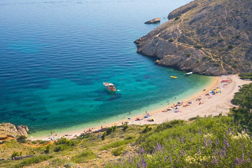 spiaggia stara baska spiagge più belle d'europa edreams blog di viaggi