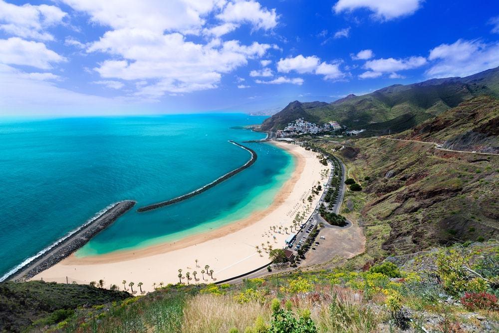 las teresitas spiagge più belle d'europa edreams blog di viaggi