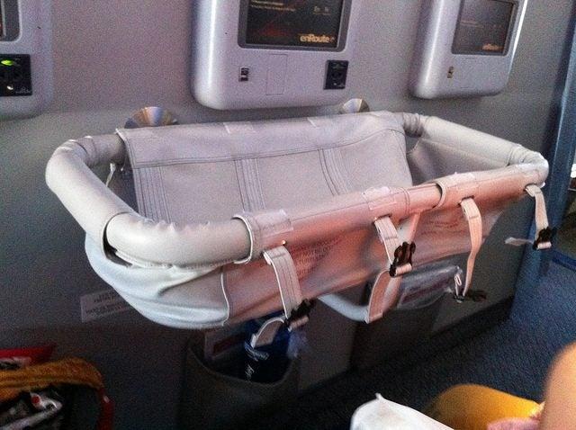 Couffin avion eDreams
