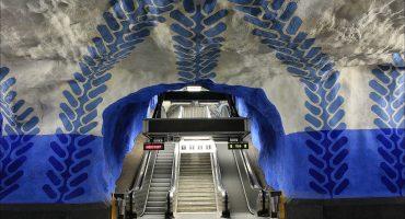 Les plus belles stations de métro d'Europe
