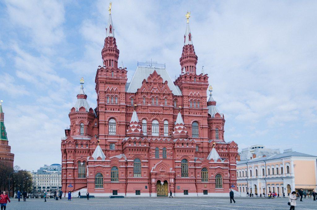 Moscou eDreams