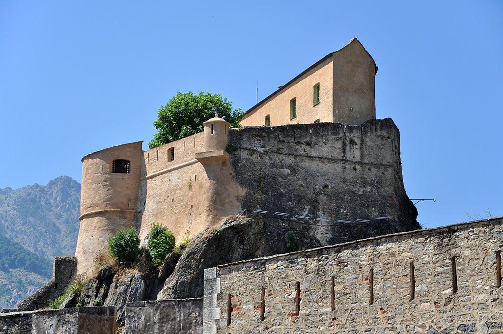 citadelle de Corte Corse eDreams