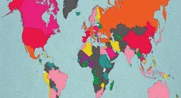 Les pays les plus visités du monde