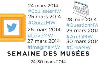 semaine des musées