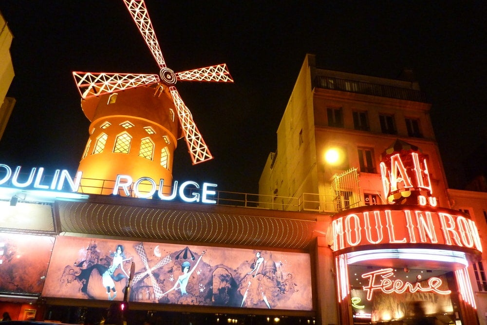 paris moulin rouge - blog eDreams