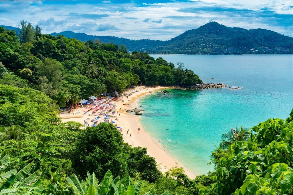 Phuket Thaïlande eDreams