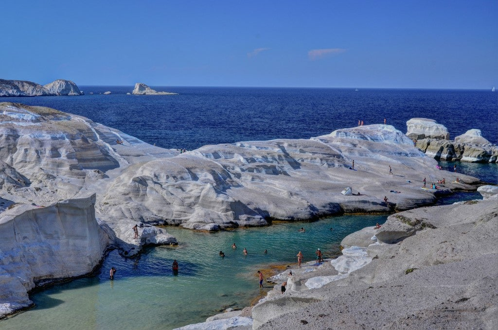 Milos plage - blog eDreams