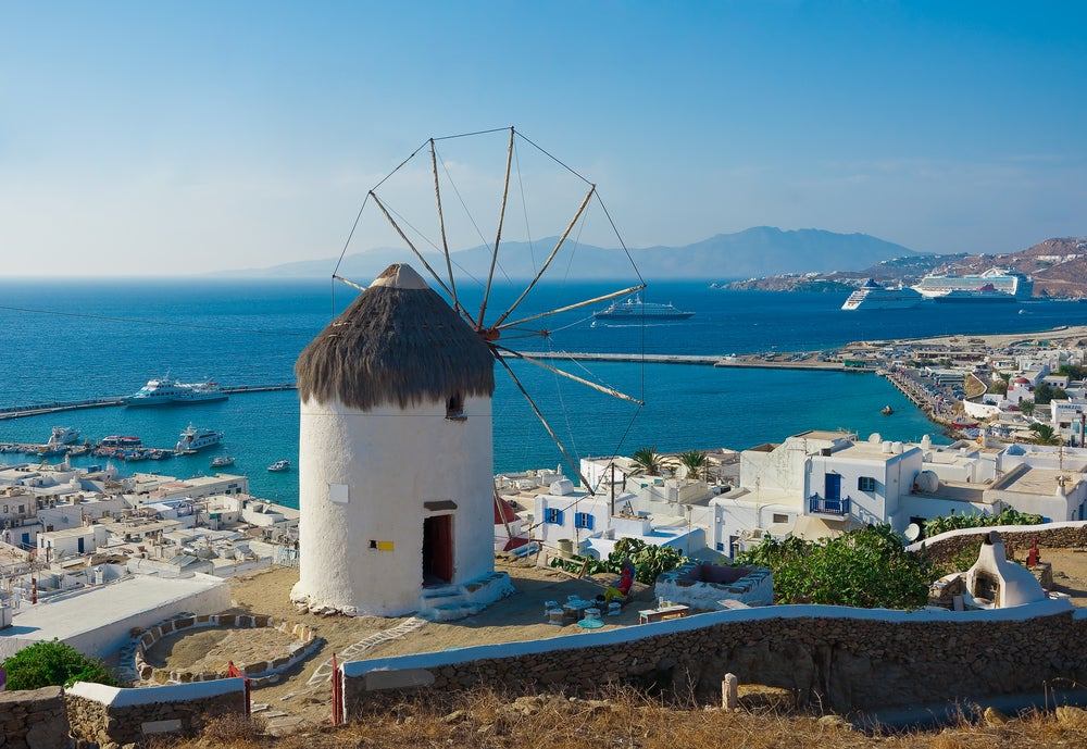 moulin mykonos - blog eDreams