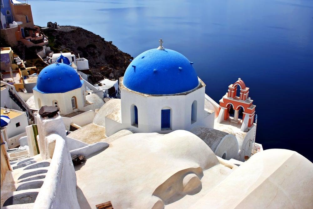 iles grecques paysage
