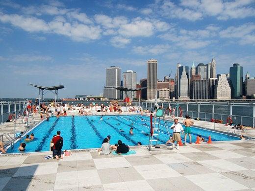 Les 10 plus belles piscines urbaines du monde